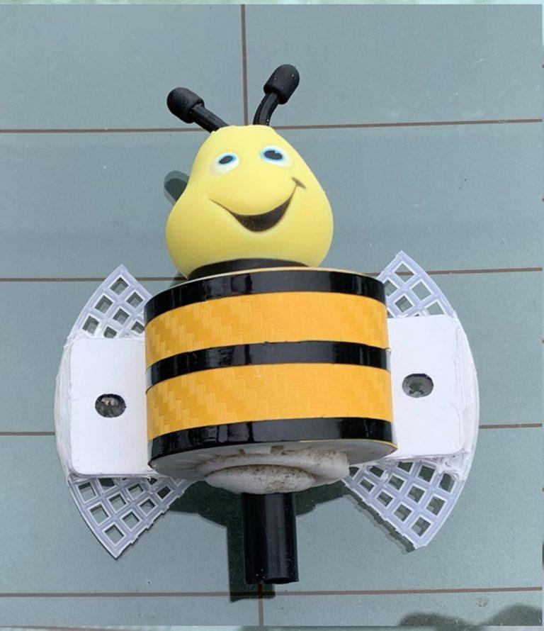 Queen Bee Stinger Diffuser by Honey Hazard